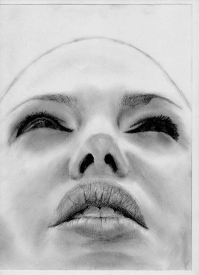 Angelina Jolie por Klemmapuce